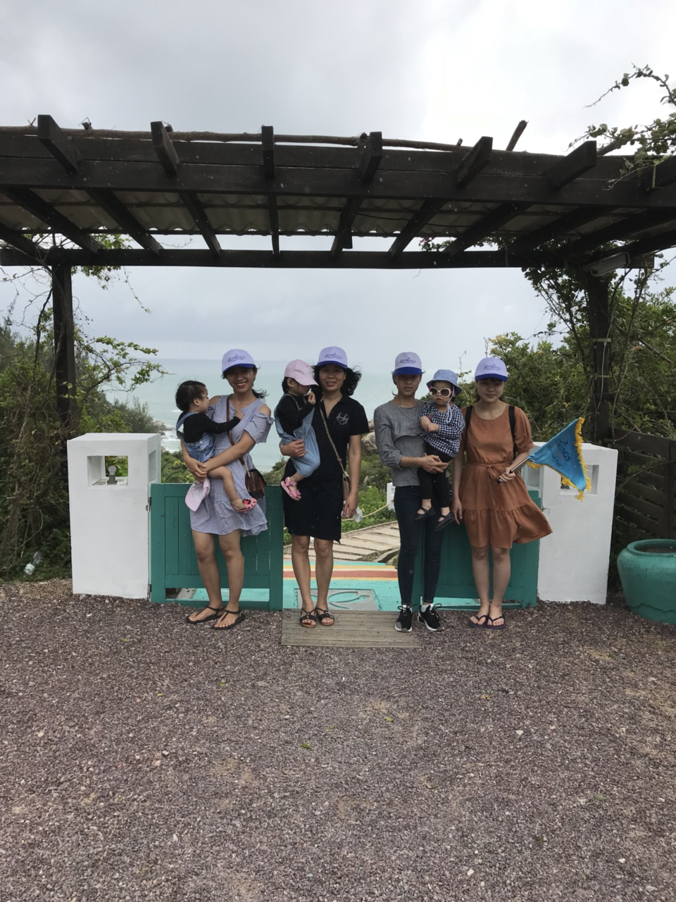 khu dã ngoại Trung Lương Bình Định