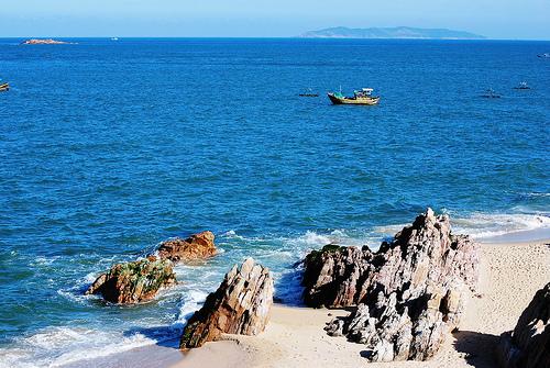 Quy Nhơn thành phố biển hấp dẫn