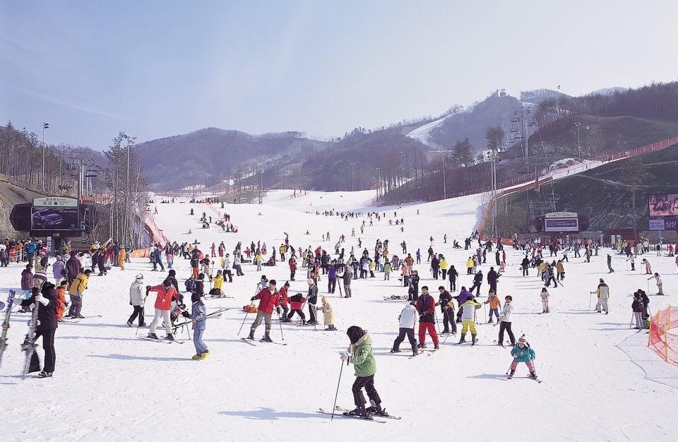 Du lịch Hàn Quốc - tỉnh Gyeonggi