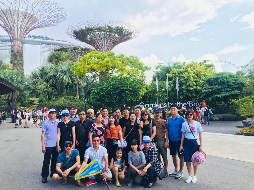 Tour du lịch Singapore Malaysia 2
