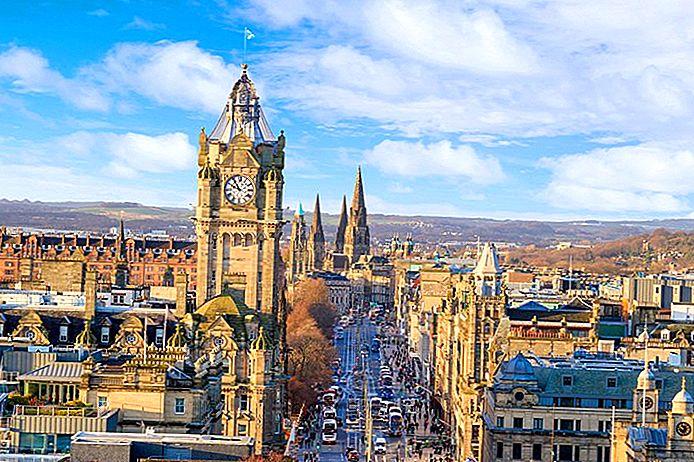 Tour du lịch Anh - Scotland 2