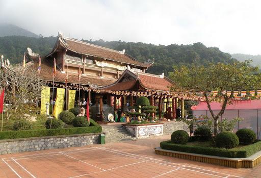 hoa yên pagoda